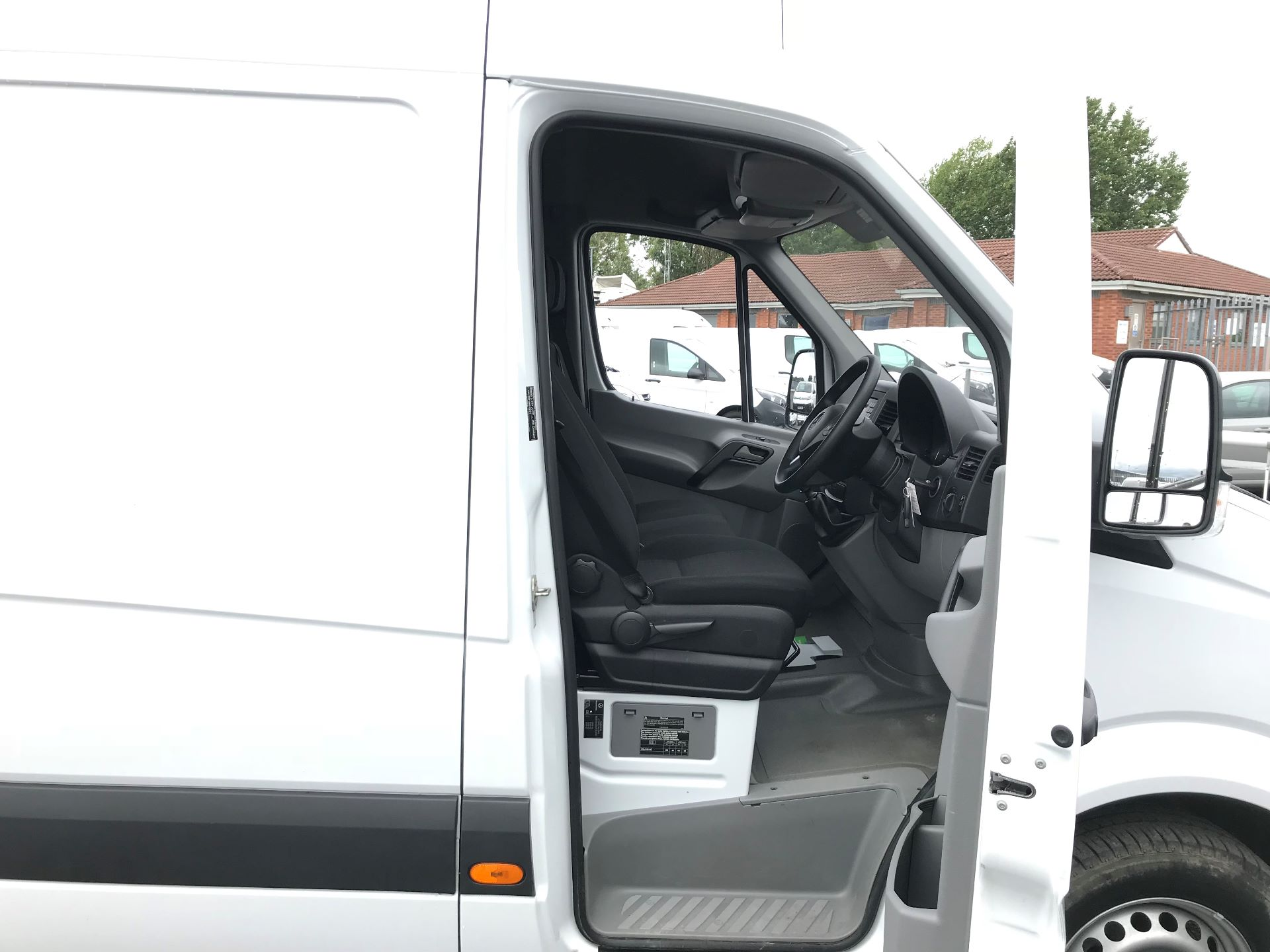 2017 Mercedes-Benz Sprinter 3.5T High Roof Van *VALUE RANGE VEHICLE CONDITION REFLECTED IN PRICE* (KY17GXT) Image 11