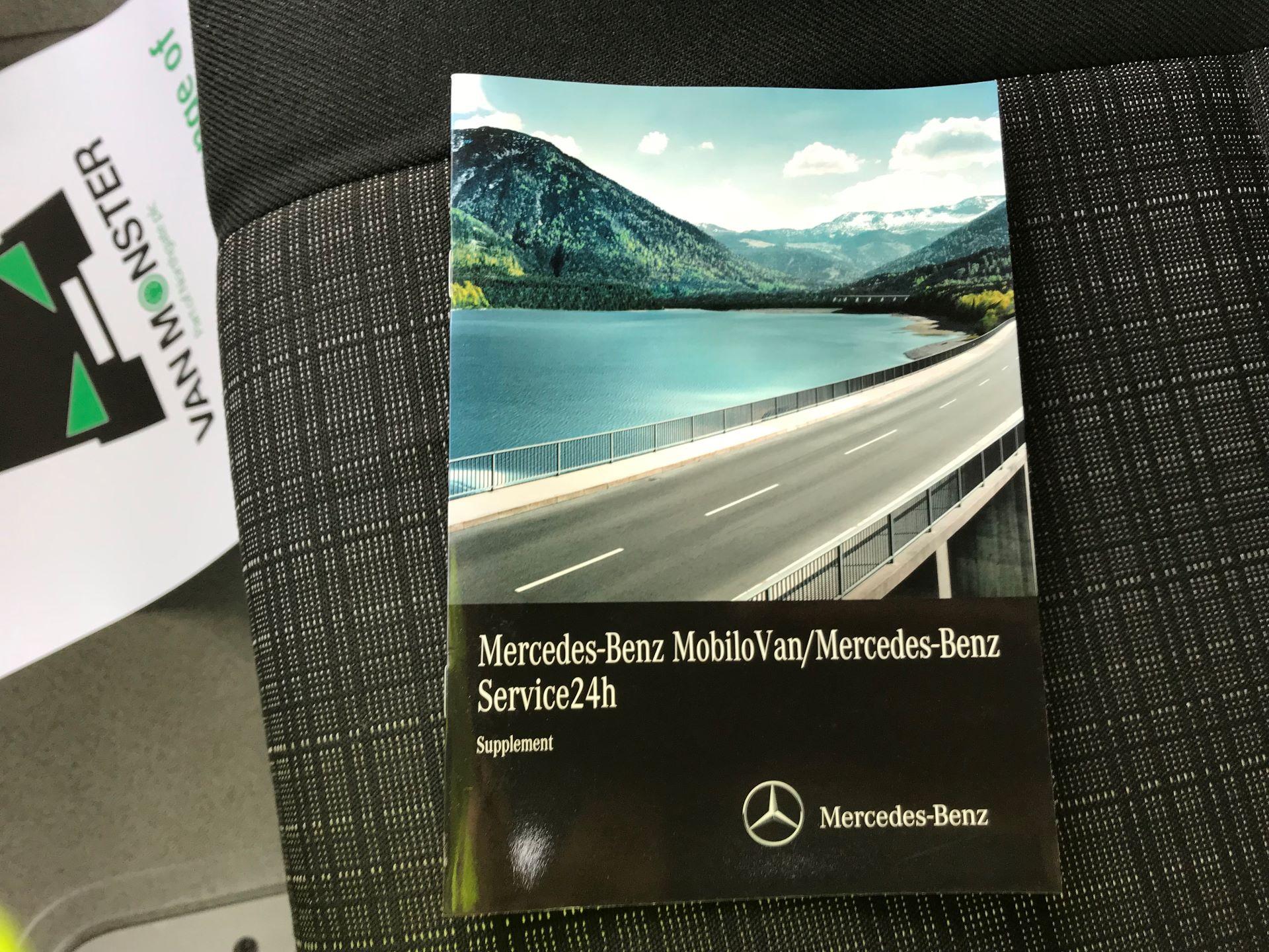 2017 Mercedes-Benz Sprinter  314 LWB H/R VAN EURO 6 (KY17GYD) Image 38