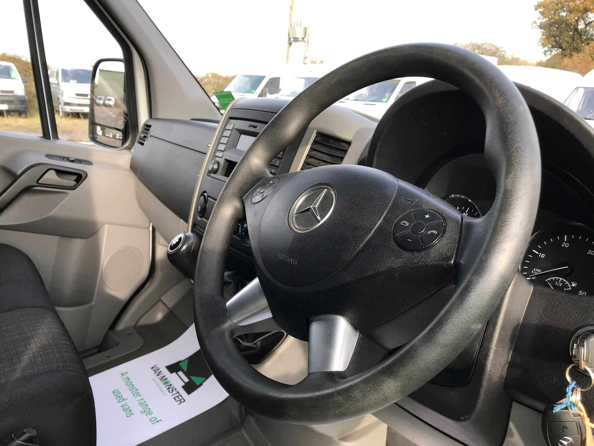 2017 Mercedes-Benz Sprinter  314 LWB H/R VAN EURO 6 (KY17GYD) Image 18