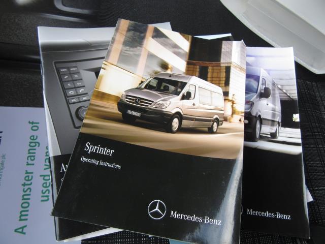 2017 Mercedes-Benz Sprinter  314 LWB H/R BLUE EFFICIENCY VAN EURO 6 (KY17HBC) Image 31