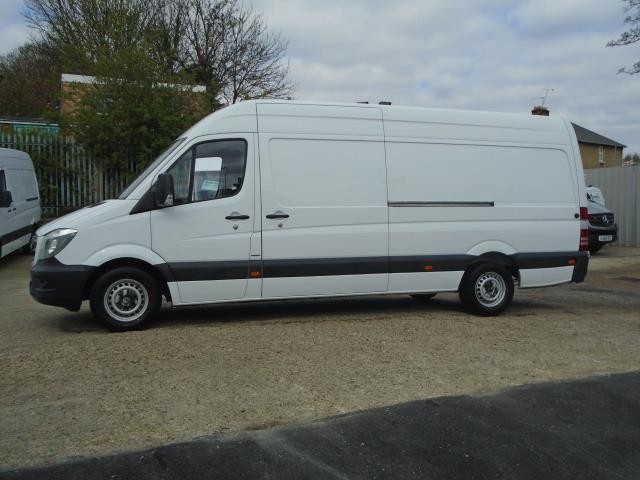 2017 Mercedes-Benz Sprinter  314 LWB 3.5T HIGH ROOF VAN EURO 6  (KY17HCX) Image 8