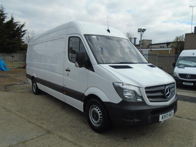 2017 Mercedes-Benz Sprinter  314 LWB 3.5T HIGH ROOF VAN EURO 6  (KY17HCX) Thumbnail 1