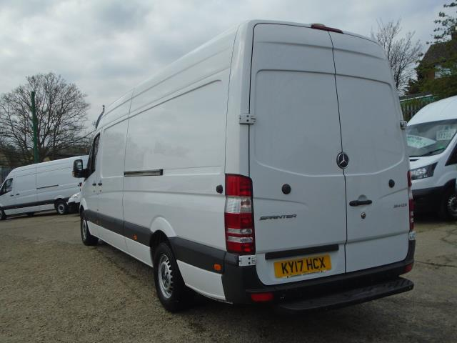 2017 Mercedes-Benz Sprinter  314 LWB 3.5T HIGH ROOF VAN EURO 6  (KY17HCX) Thumbnail 4