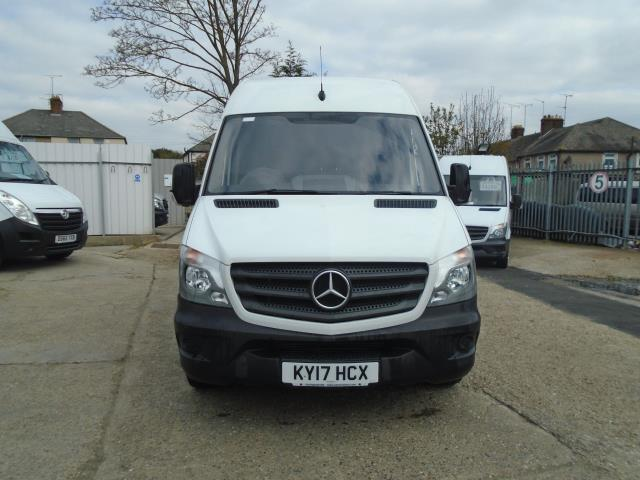 2017 Mercedes-Benz Sprinter  314 LWB 3.5T HIGH ROOF VAN EURO 6  (KY17HCX) Thumbnail 2