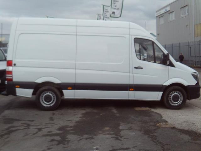 2015 Mercedes-Benz Sprinter 313cdi mwb High Roof 130ps (KY65OUH) Image 5