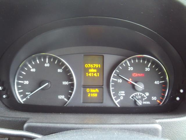 2015 Mercedes-Benz Sprinter 313cdi mwb High Roof 130ps (KY65OUH) Image 11