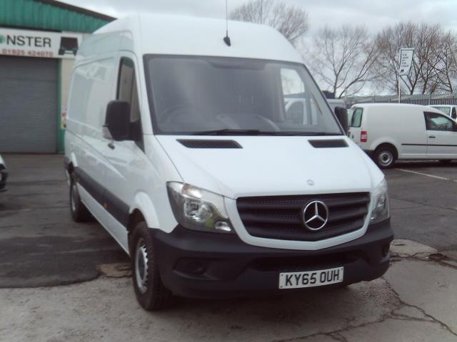 2015 Mercedes-Benz Sprinter 313cdi mwb High Roof 130ps (KY65OUH)