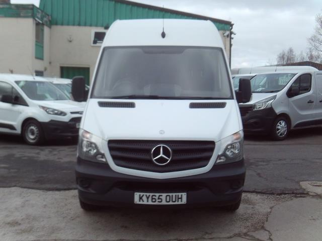 2015 Mercedes-Benz Sprinter 313cdi mwb High Roof 130ps (KY65OUH) Image 15