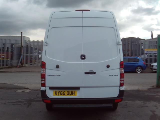 2015 Mercedes-Benz Sprinter 313cdi mwb High Roof 130ps (KY65OUH) Image 16