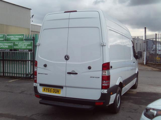 2015 Mercedes-Benz Sprinter 313cdi mwb High Roof 130ps (KY65OUH) Image 3