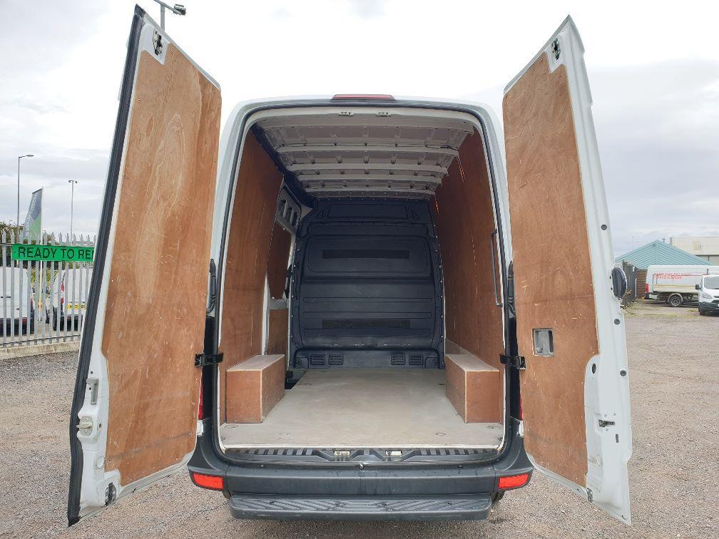 2017 Mercedes-Benz Sprinter 3.5T High Roof Van (KY66BNU) Image 12