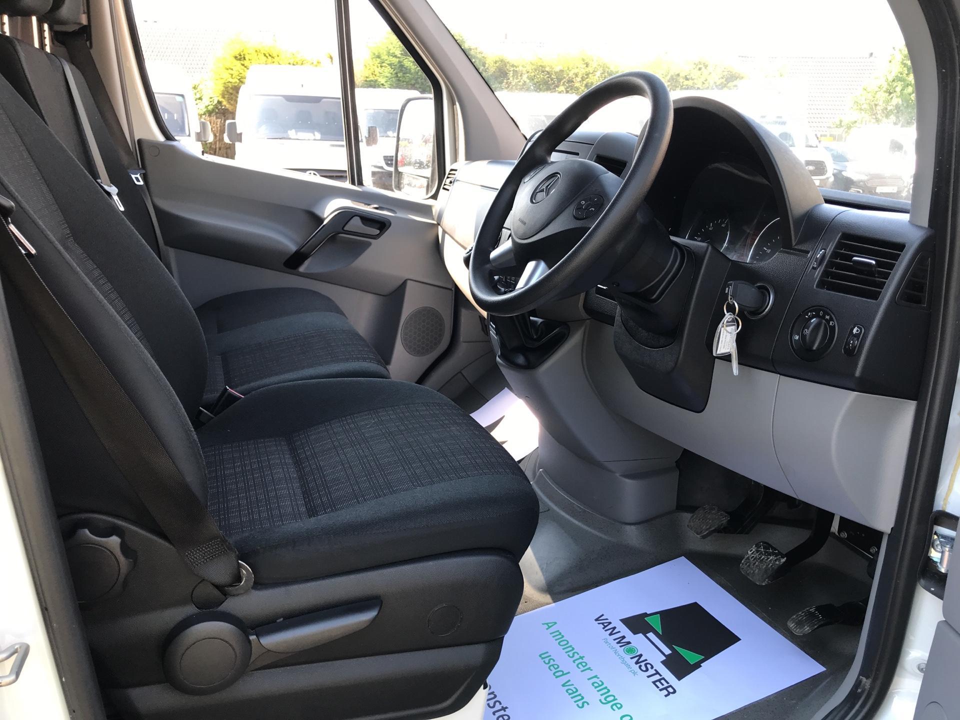 2017 Mercedes-Benz Sprinter 314 MWB High Roof 3.5T Van EURO 6 (KY66BPV) Image 9