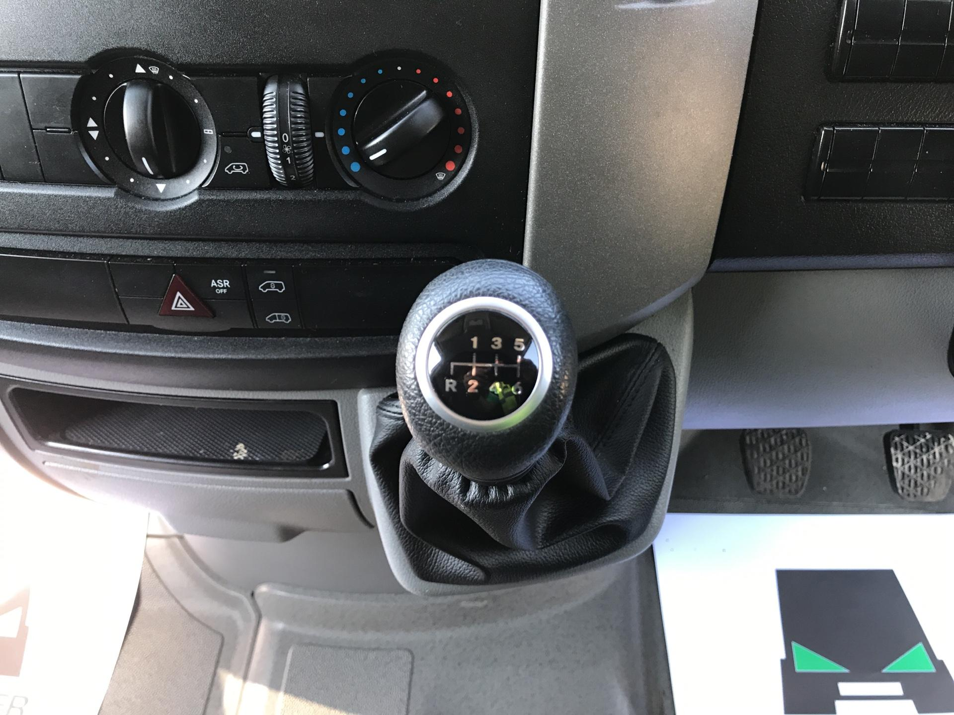 2017 Mercedes-Benz Sprinter 314 MWB High Roof 3.5T Van EURO 6 (KY66BPV) Image 11