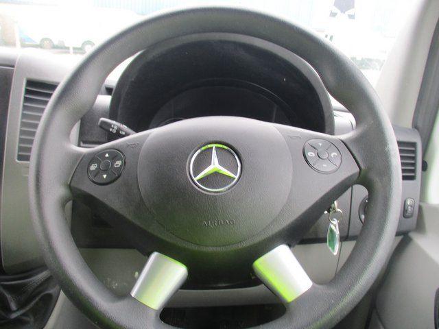 2017 Mercedes-Benz Sprinter 314 CDI MWB 3.5T HIGH ROOF VAN (KY66EOO) Image 20