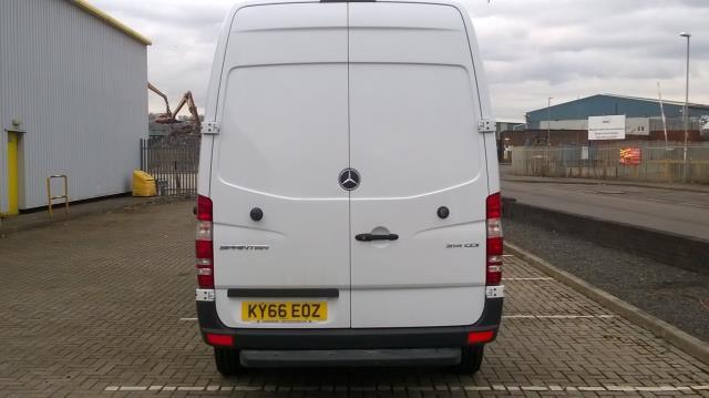 2017 Mercedes-Benz Sprinter 314 MWB VAN EURO 6 (KY66EOZ) Image 8