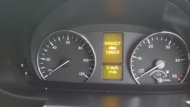 2017 Mercedes-Benz Sprinter 314 MWB VAN EURO 6 (KY66EOZ) Image 20