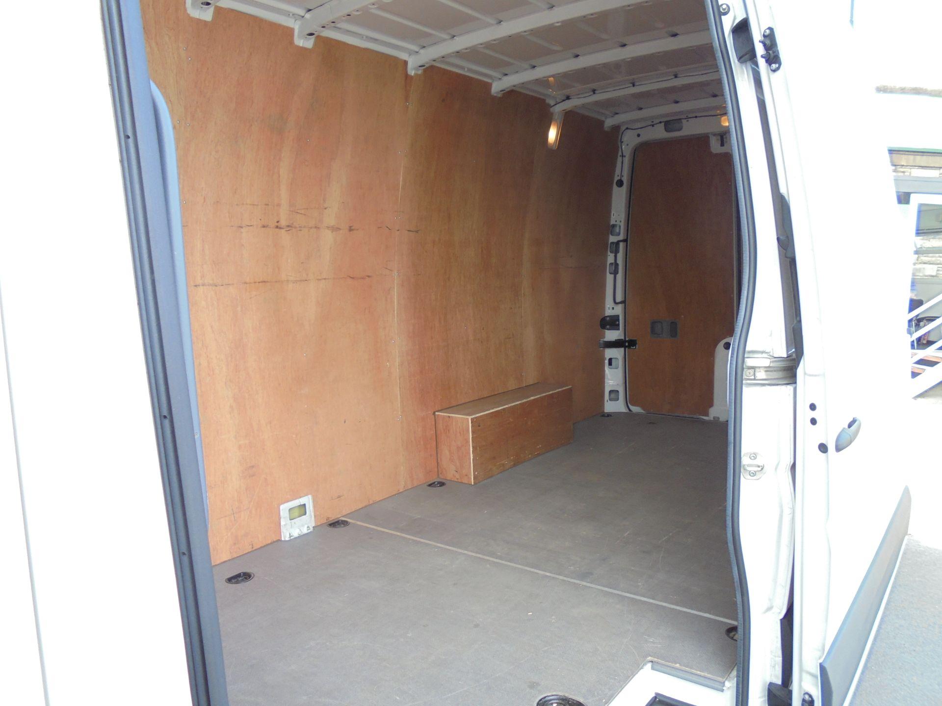 2018 Mercedes-Benz Sprinter 3.5T High Roof Van LWB (KY67LYS) Image 16