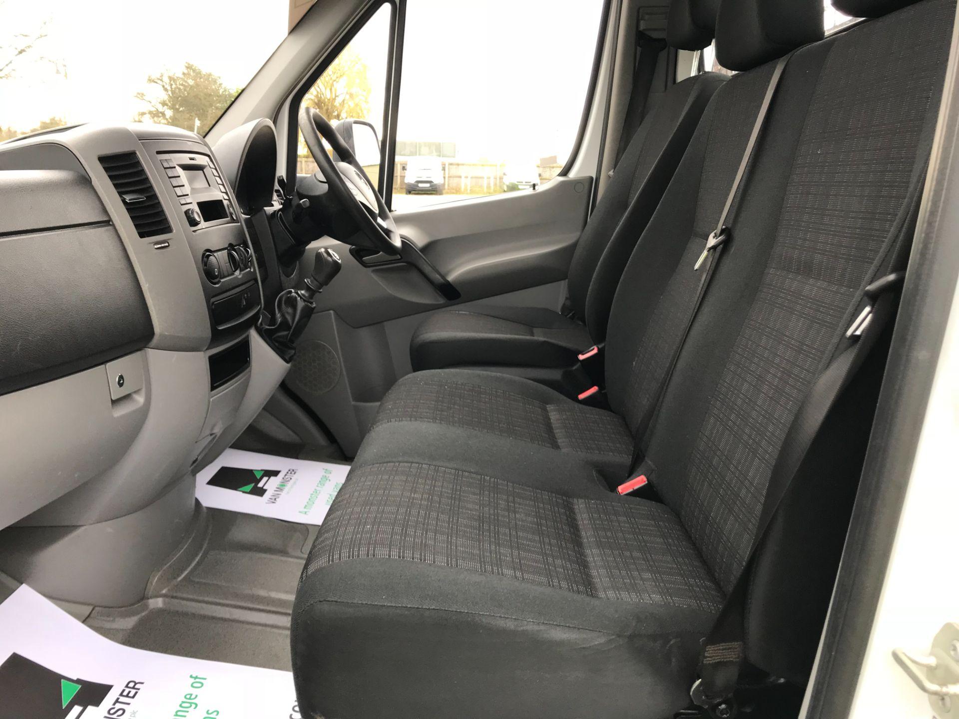2017 Mercedes-Benz Sprinter  314 S/CAB TIPPER EURO 6 (KY67LZD) Image 11
