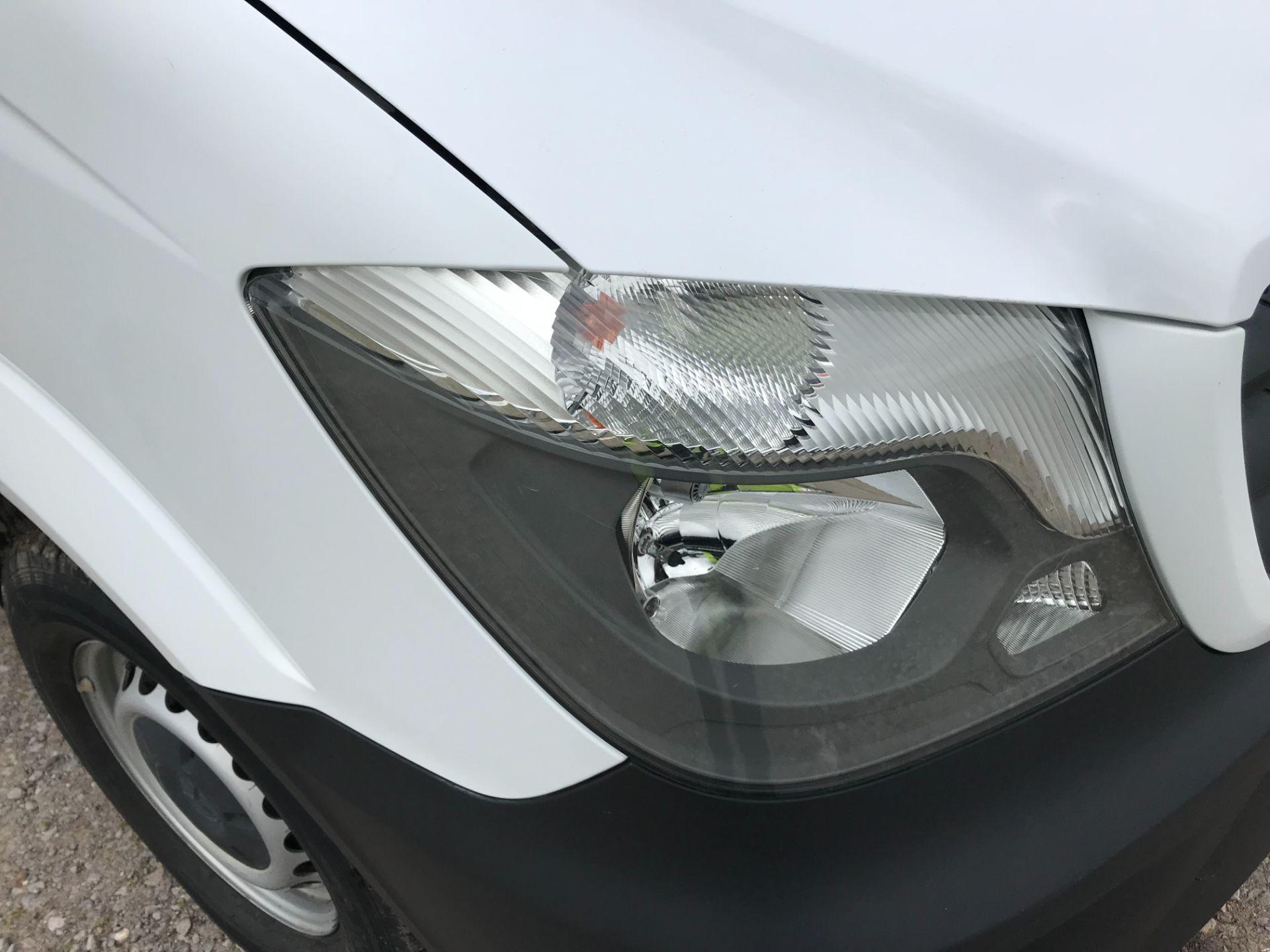 2017 Mercedes-Benz Sprinter  314 S/CAB TIPPER EURO 6 (KY67LZD) Image 27