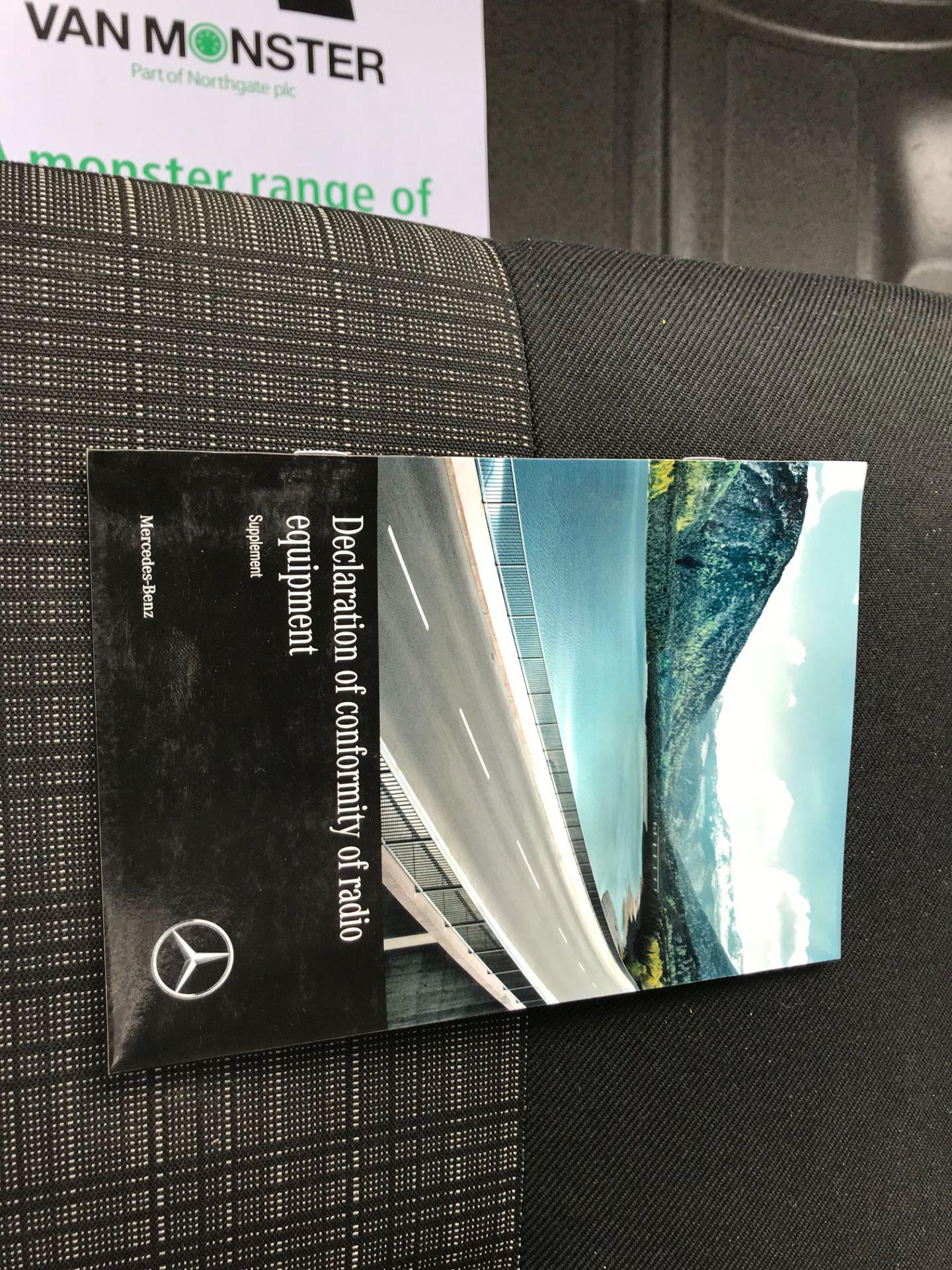 2017 Mercedes-Benz Sprinter  314 S/CAB TIPPER EURO 6 (KY67LZD) Image 42