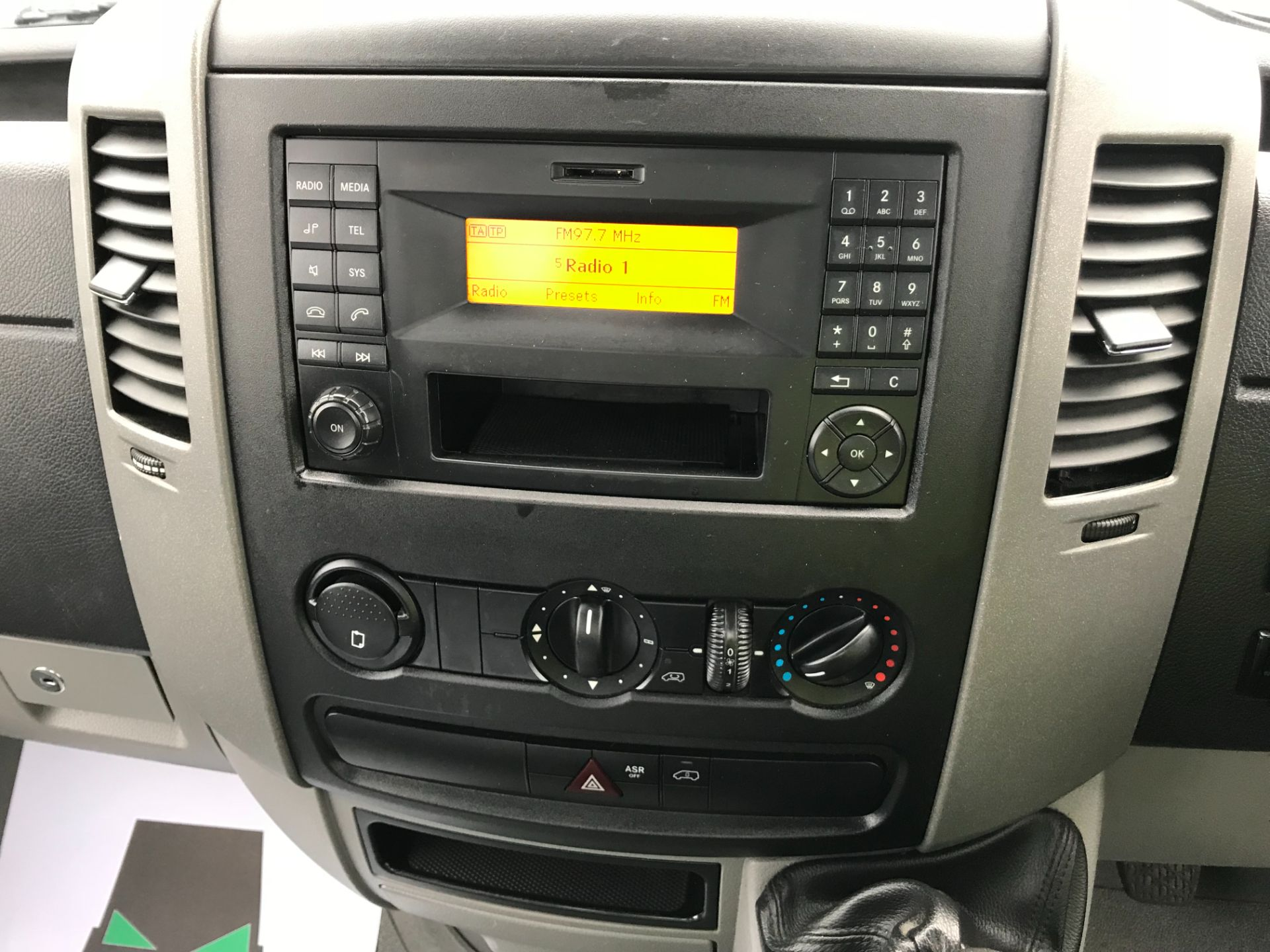 2017 Mercedes-Benz Sprinter  314 S/CAB TIPPER EURO 6 (KY67LZD) Image 22