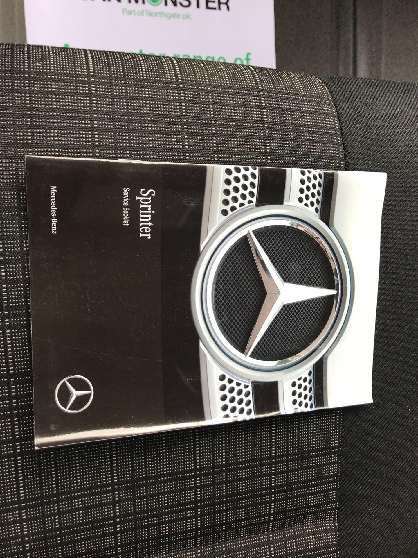 2017 Mercedes-Benz Sprinter  314 S/CAB TIPPER EURO 6 (KY67LZD) Image 43