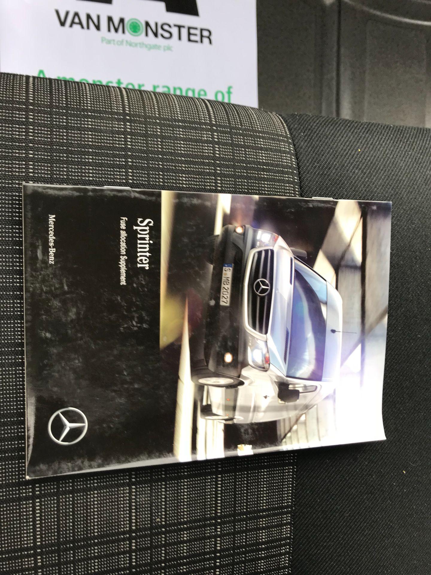 2017 Mercedes-Benz Sprinter  314 S/CAB TIPPER EURO 6 (KY67LZD) Image 40