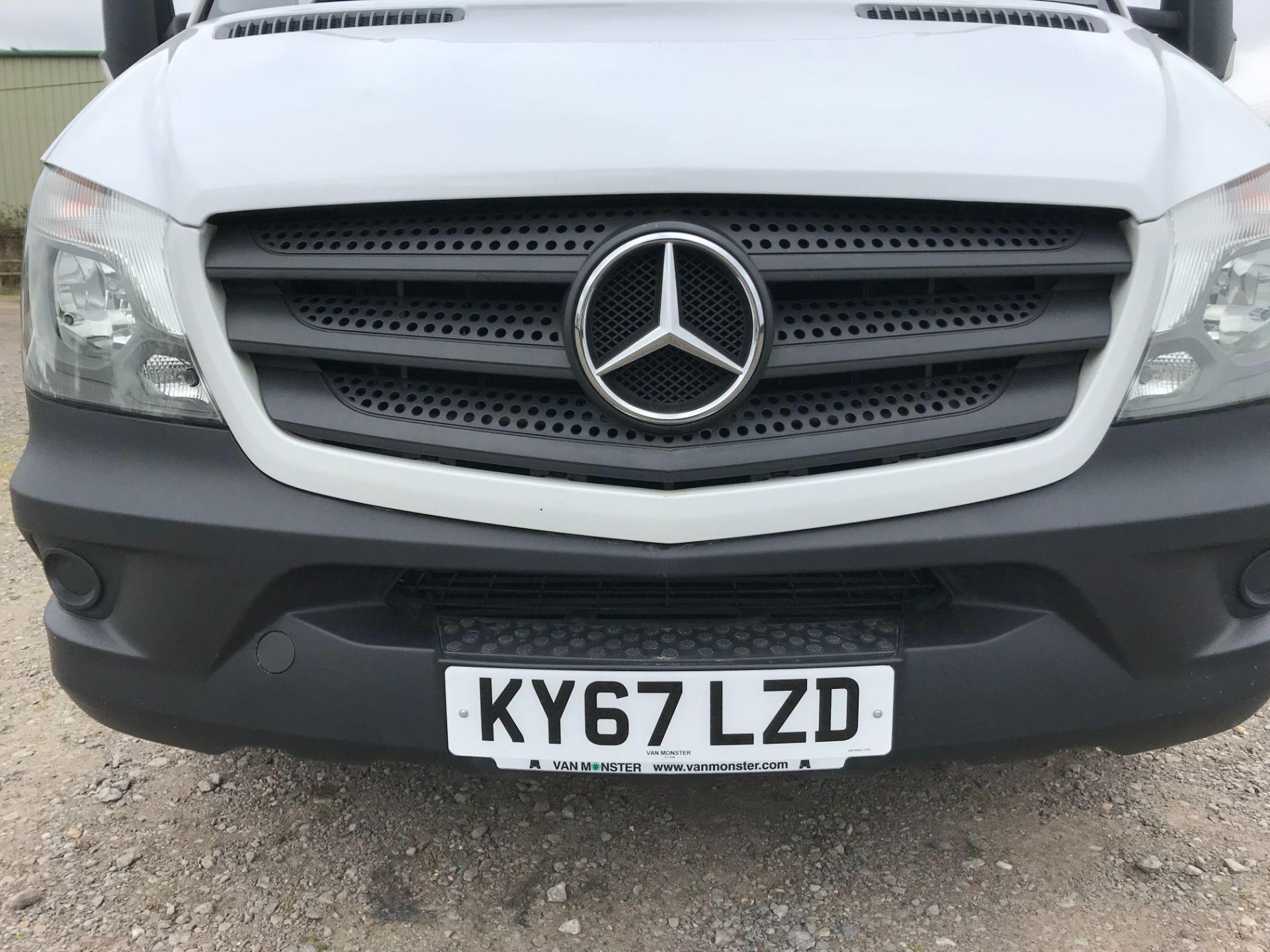 2017 Mercedes-Benz Sprinter  314 S/CAB TIPPER EURO 6 (KY67LZD) Image 28