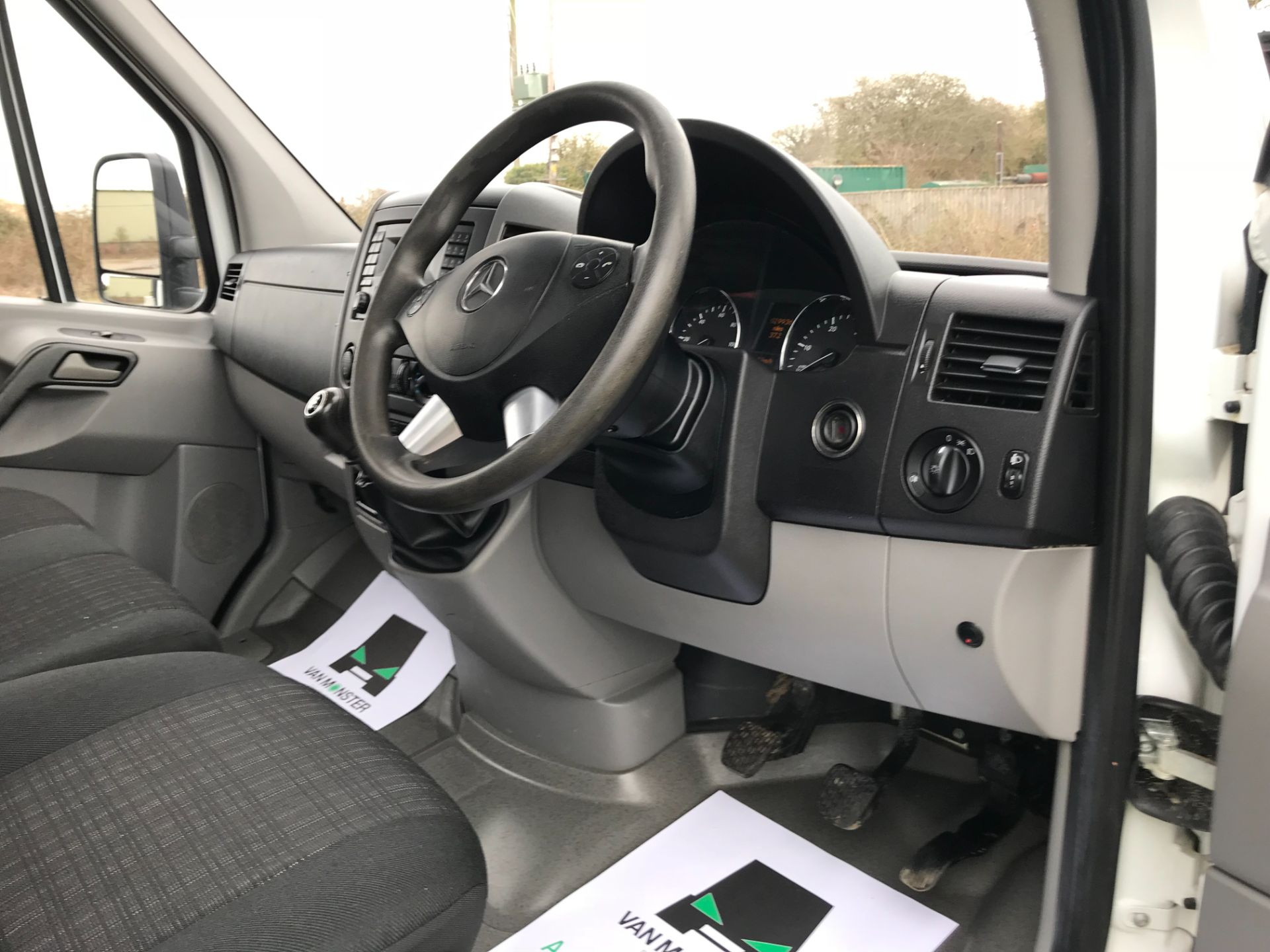 2017 Mercedes-Benz Sprinter  314 S/CAB TIPPER EURO 6 (KY67LZD) Image 15
