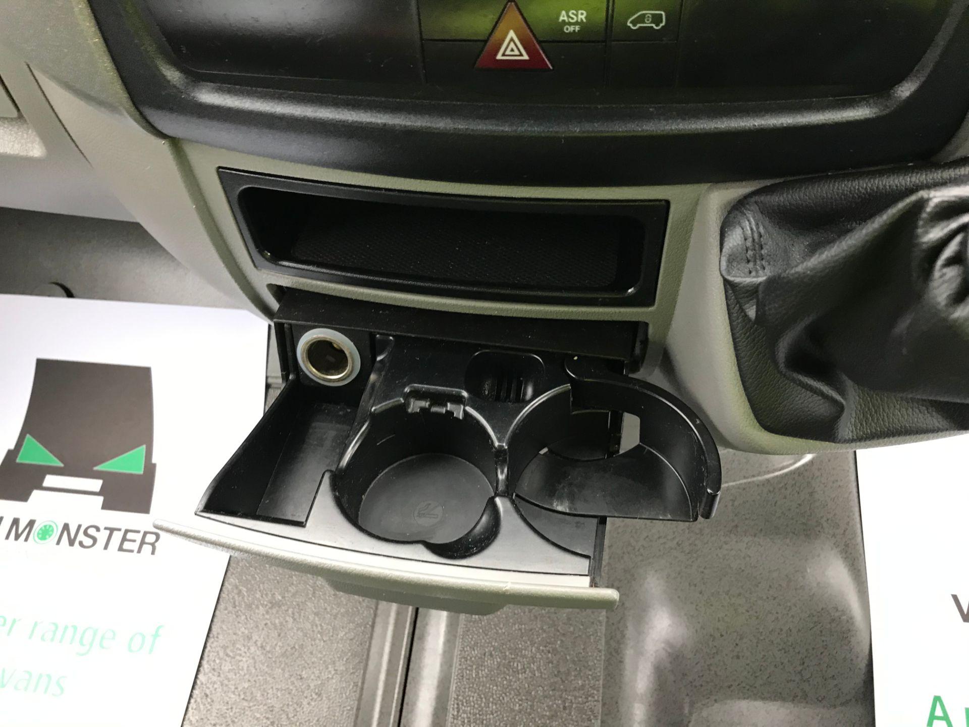 2017 Mercedes-Benz Sprinter 314 LWB LUTON EURO 6 (KY67LZO) Image 21