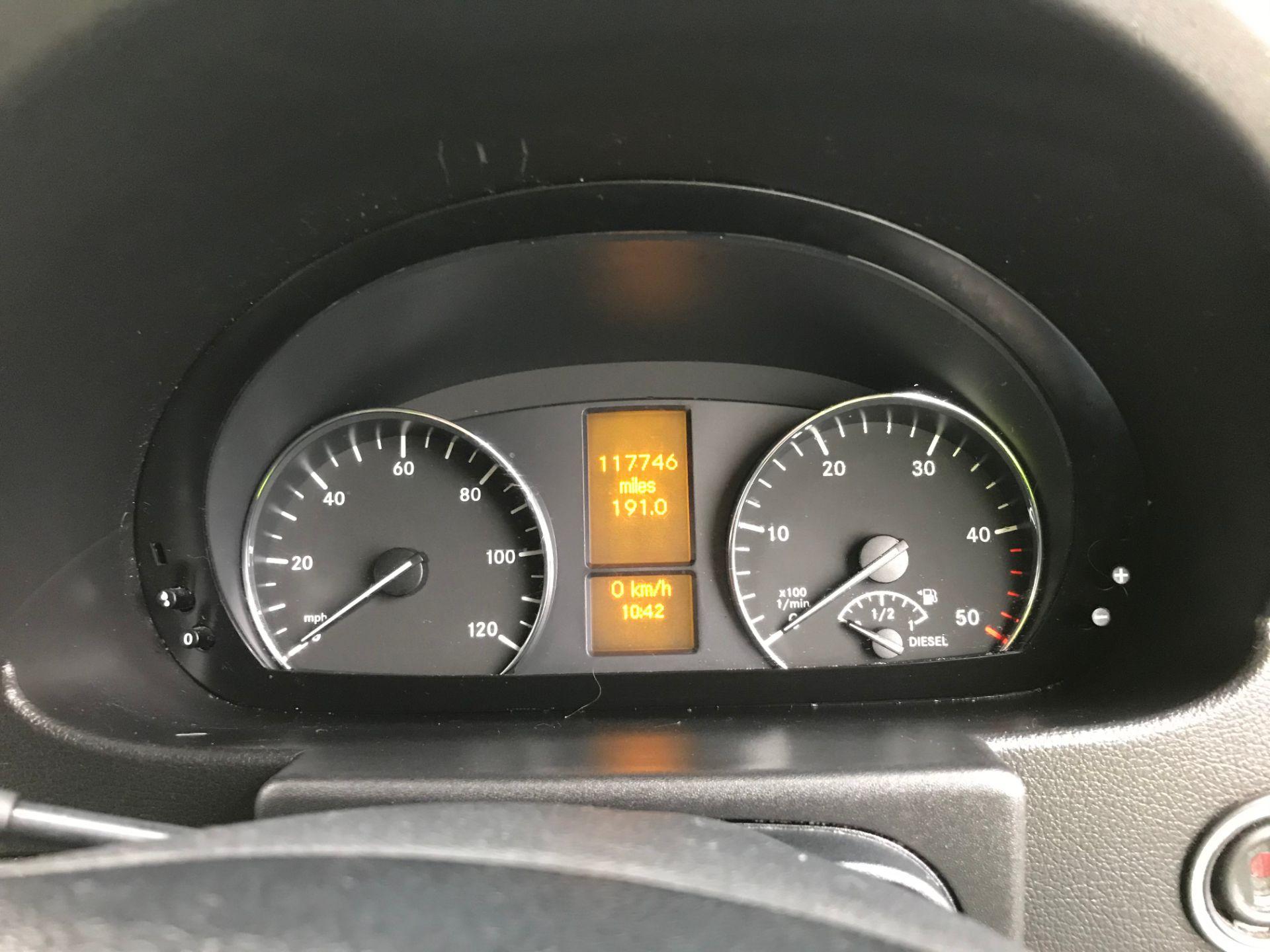 2017 Mercedes-Benz Sprinter 314 LWB LUTON EURO 6 (KY67LZO) Image 17