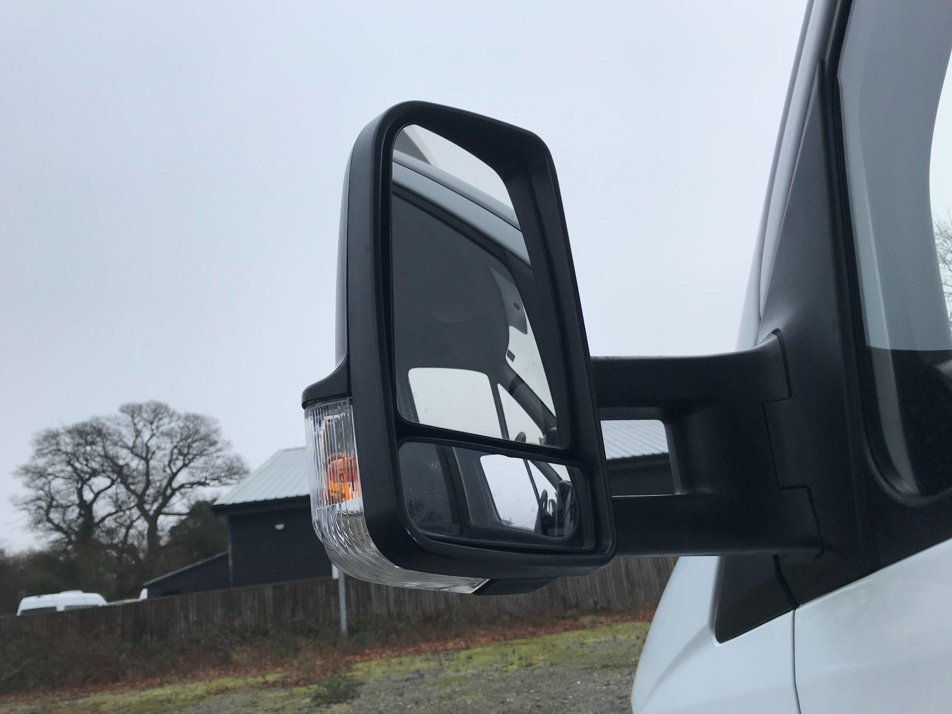 2017 Mercedes-Benz Sprinter 314 LWB LUTON EURO 6 With Tail Lift (KY67MFF) Image 12