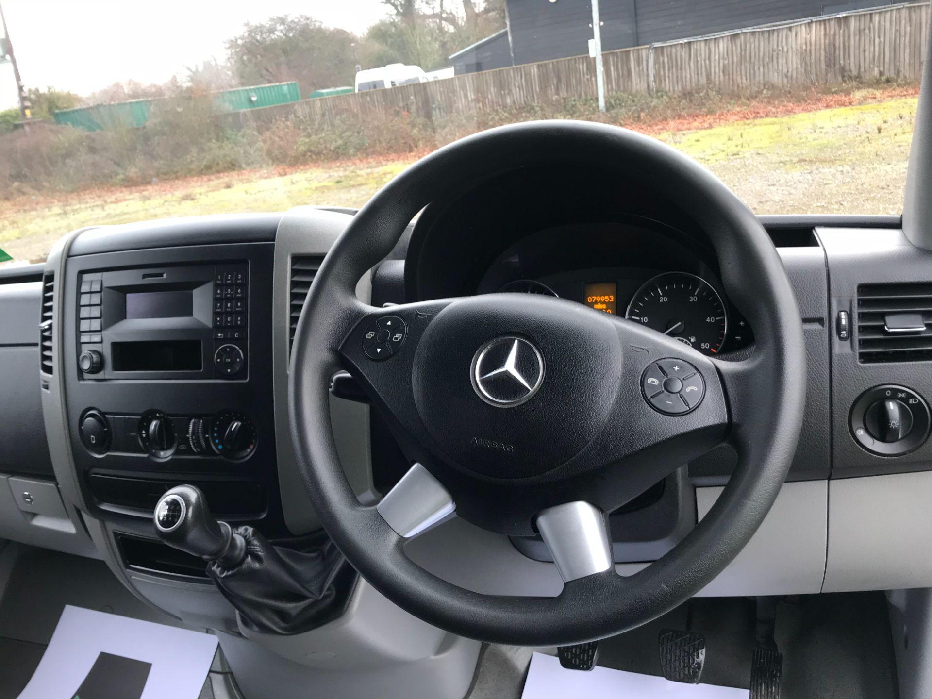 2017 Mercedes-Benz Sprinter 314 LWB LUTON EURO 6 With Tail Lift (KY67MFF) Image 24