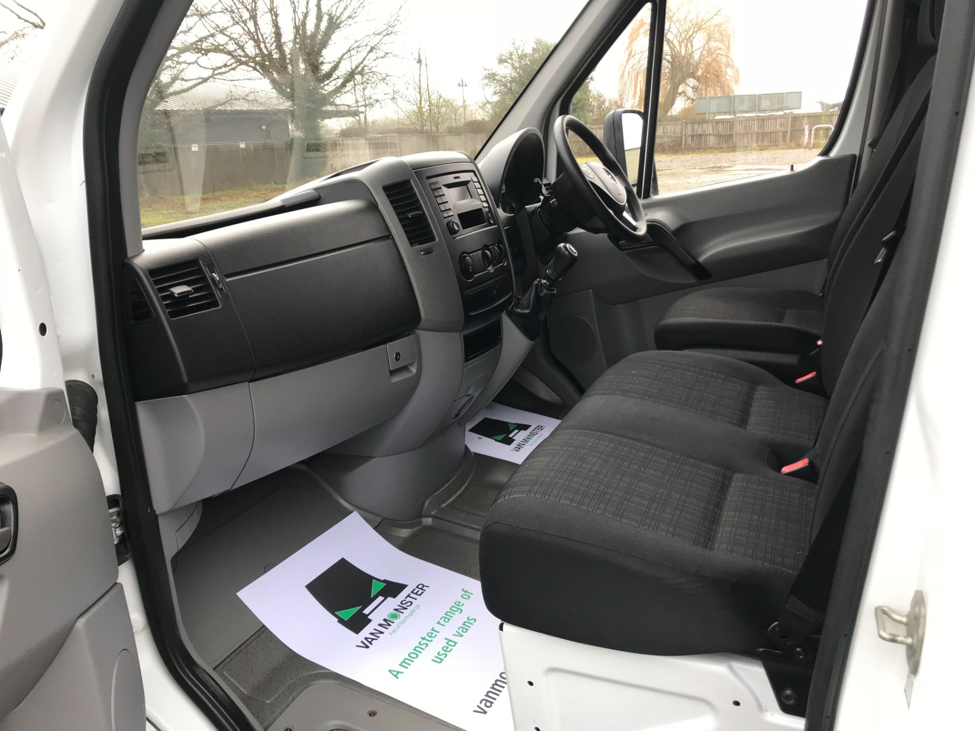 2017 Mercedes-Benz Sprinter 314 LWB LUTON EURO 6 With Tail Lift (KY67MFF) Image 20