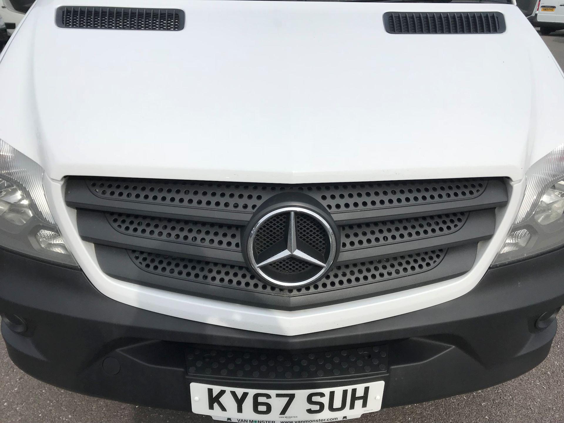 2017 Mercedes-Benz Sprinter  314 LWB H/R VAN EURO 6 (KY67SUH) Image 13