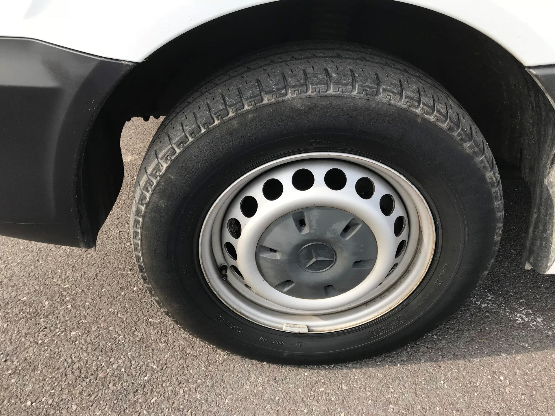 2017 Mercedes-Benz Sprinter  314 LWB H/R VAN EURO 6 (KY67SUH) Image 17