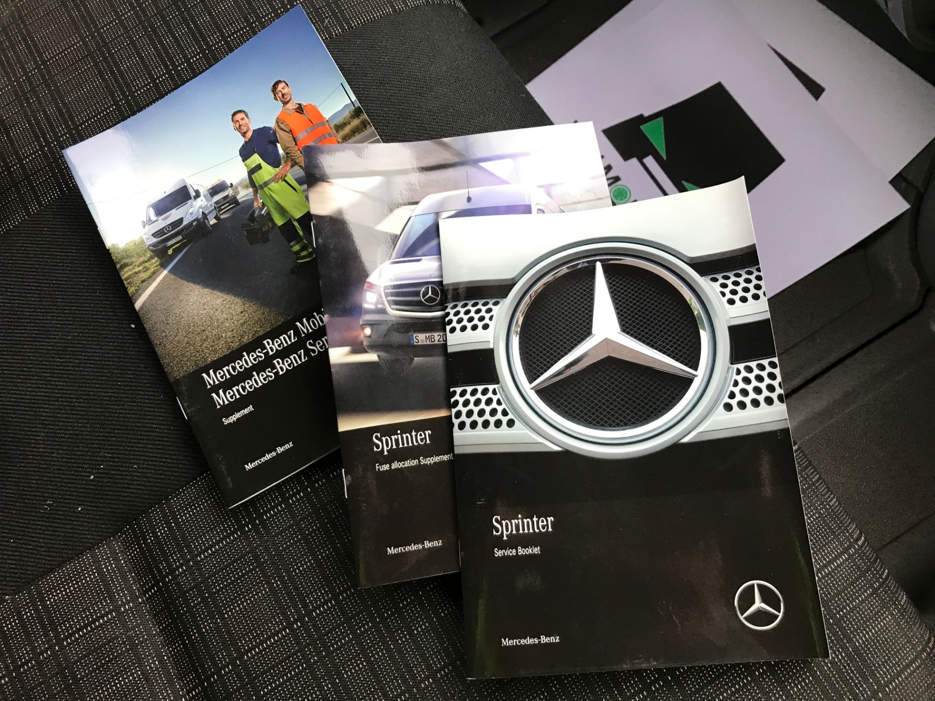 2017 Mercedes-Benz Sprinter 314CDI LWB HIGH ROOF 140PS EURO 6 (KY67SVZ) Image 27
