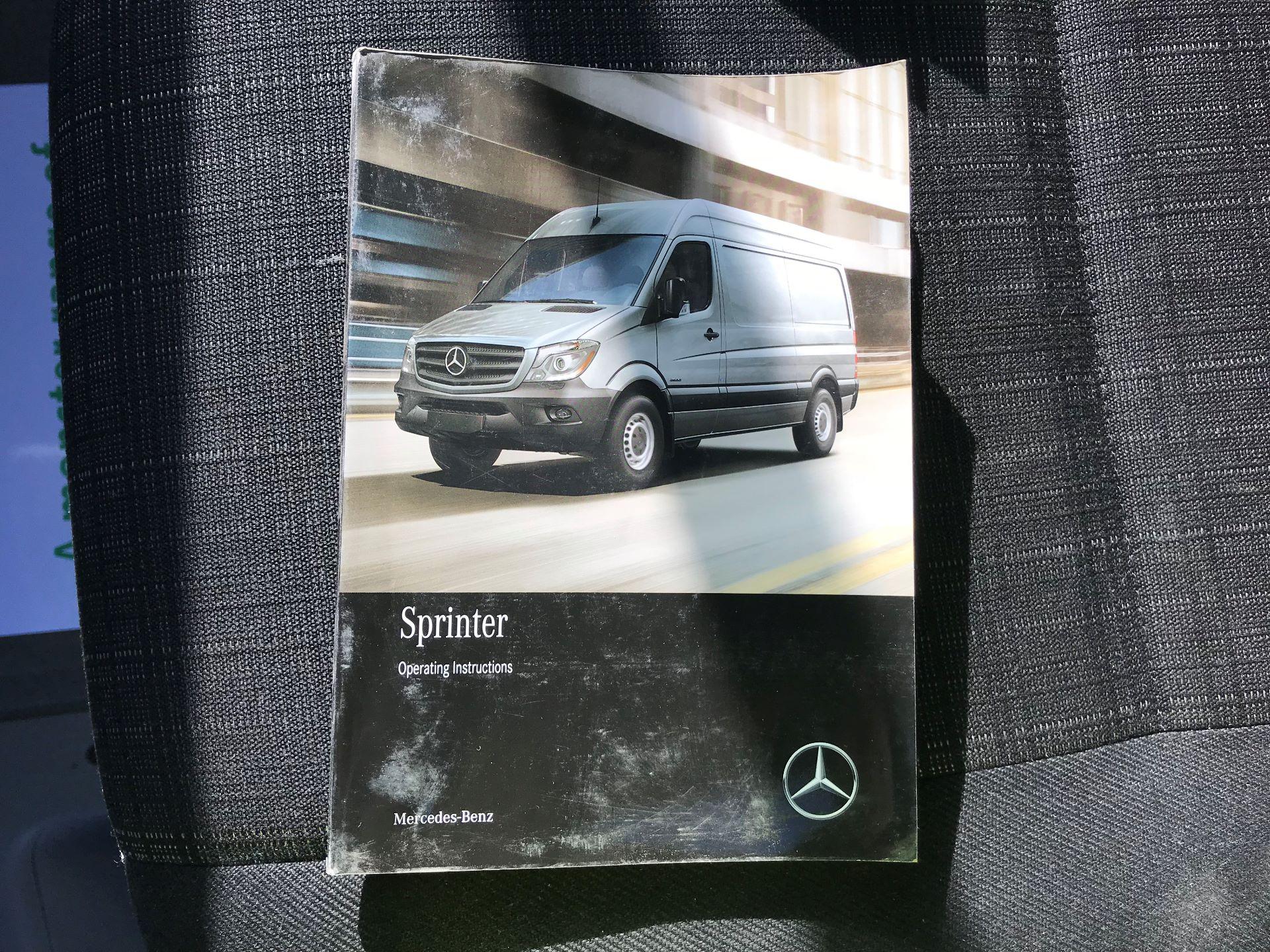 2017 Mercedes-Benz Sprinter 3.5T High Roof Van (KY67SXB) Image 37