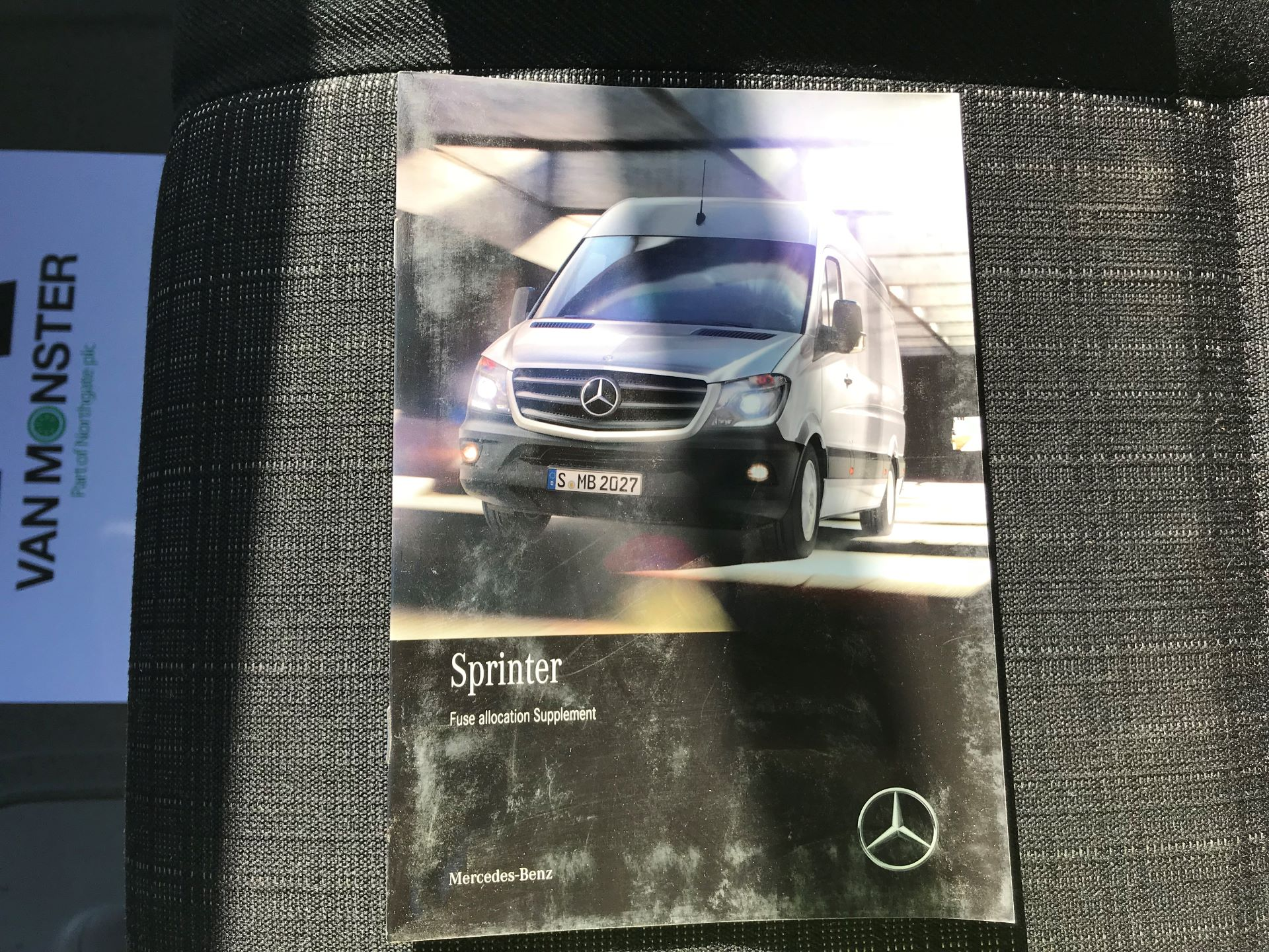 2017 Mercedes-Benz Sprinter 3.5T High Roof Van (KY67SXB) Image 40