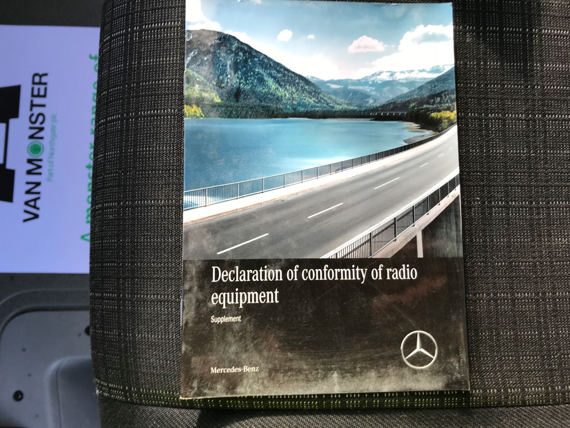2017 Mercedes-Benz Sprinter 3.5T High Roof Van (KY67SXB) Image 38