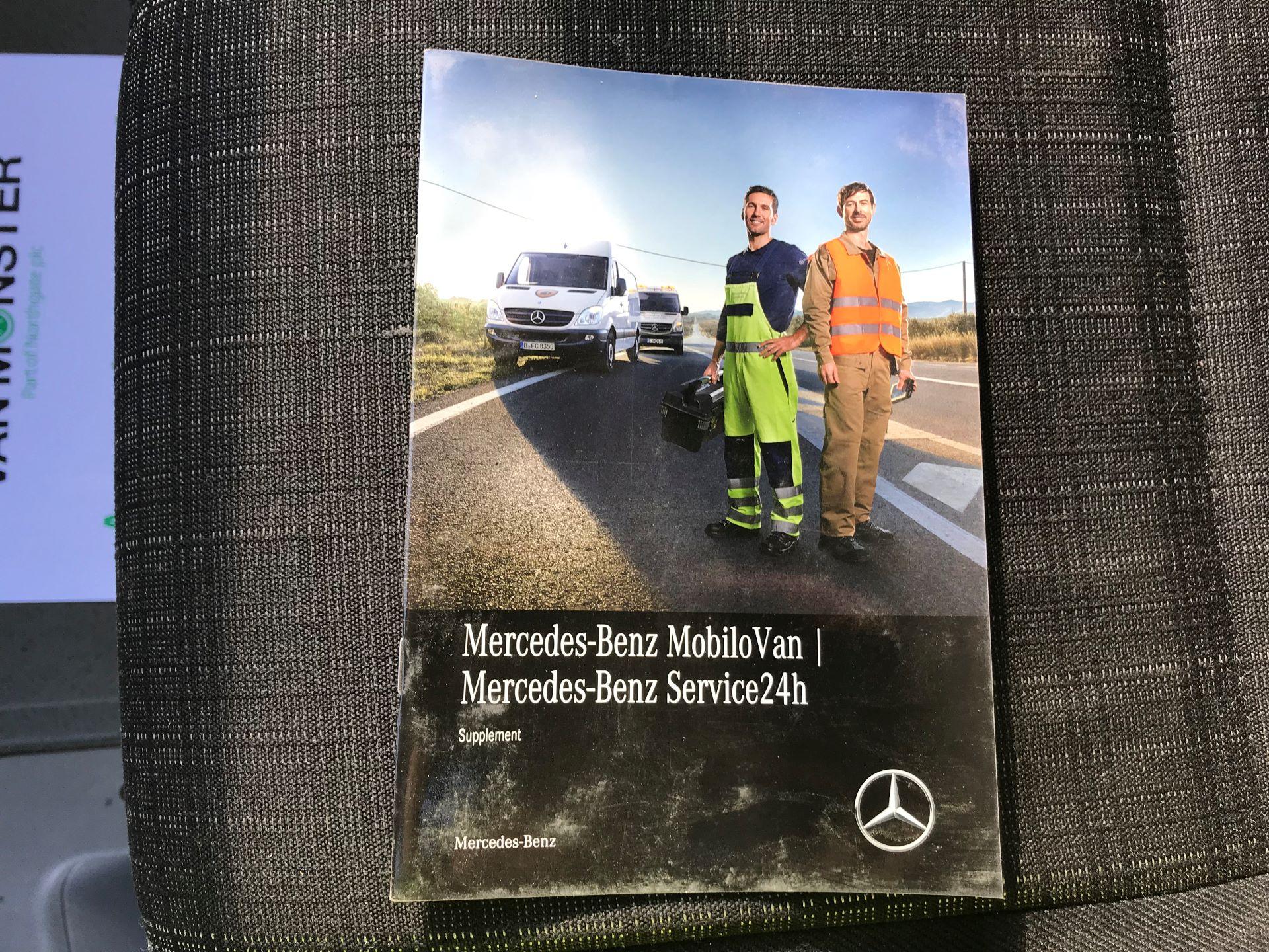 2017 Mercedes-Benz Sprinter 3.5T High Roof Van (KY67SXB) Image 41