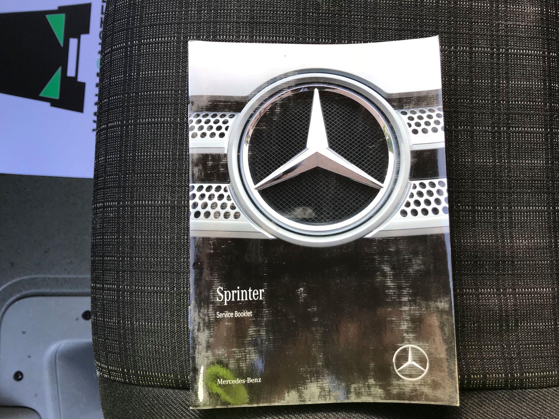 2017 Mercedes-Benz Sprinter 3.5T High Roof Van (KY67SXB) Image 42