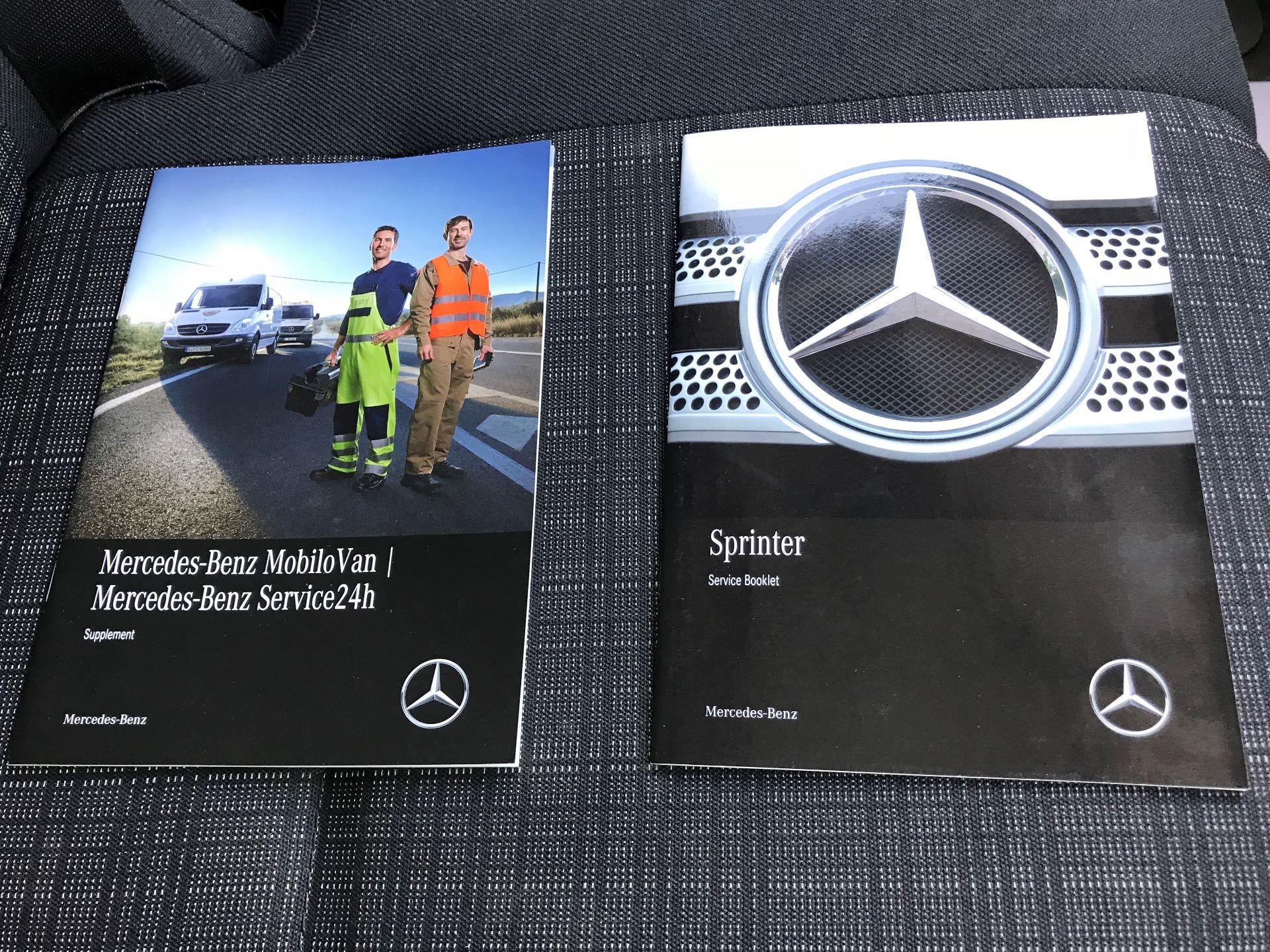 2017 Mercedes-Benz Sprinter  314 LWB H/R VAN EURO 6 (KY67TFX) Image 31