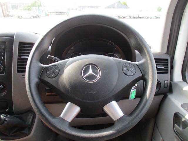 2017 Mercedes-Benz Sprinter 314 LWB H/R VAN EURO 6 (KY67TGF) Image 17