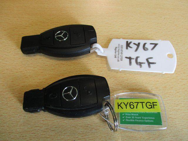 2017 Mercedes-Benz Sprinter 314 LWB H/R VAN EURO 6 (KY67TGF) Image 24