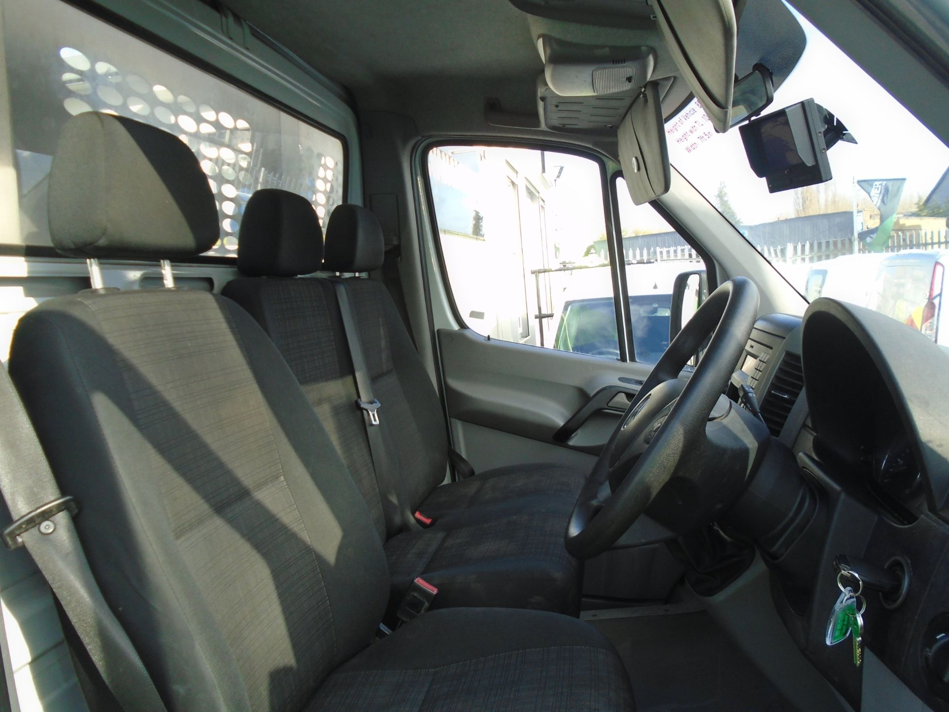 2017 Mercedes-Benz Sprinter 3.5T Chassis Cab *EURO 6* (KY67TLU) Image 20