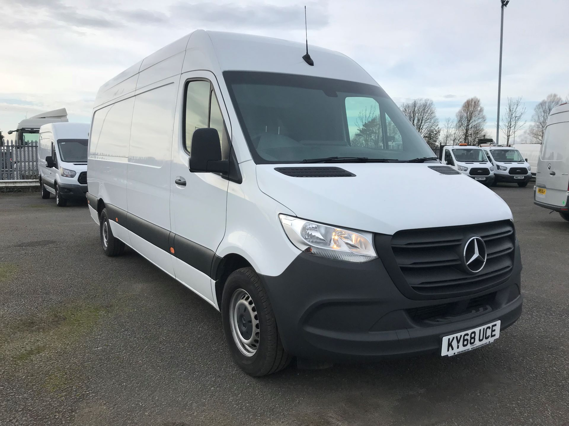 2018 Mercedes-Benz Sprinter 3.5T H2 Van