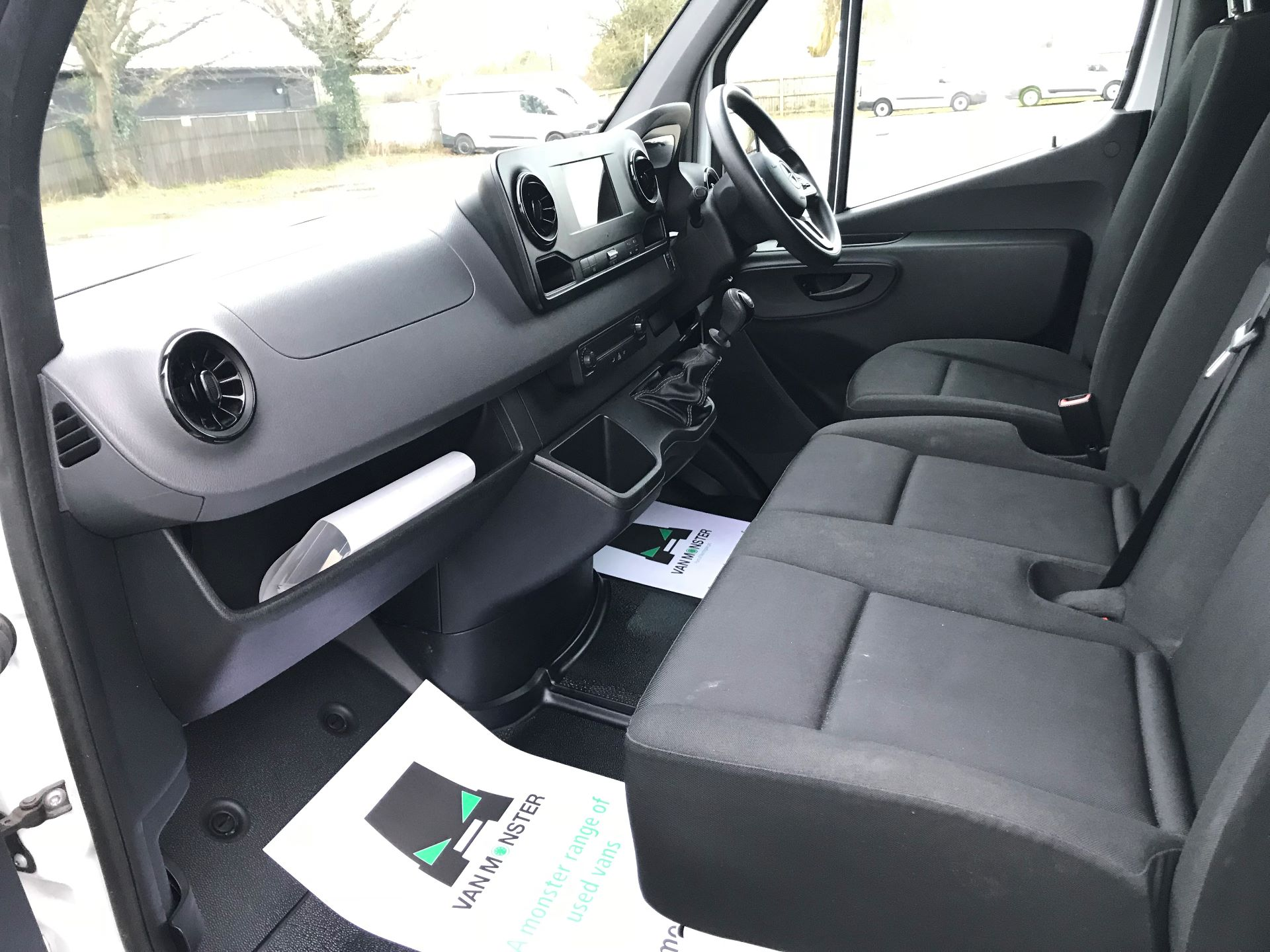 2018 Mercedes-Benz Sprinter 3.5T H2 Van (KY68UGT) Image 21