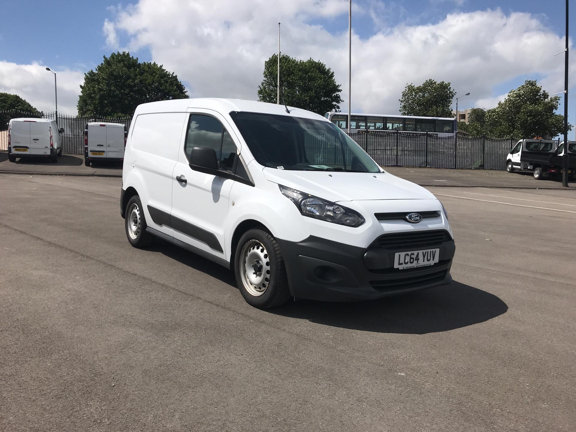 2015 Ford Transit Connect 1.6 Tdci 95Ps Van (LC64YUV)