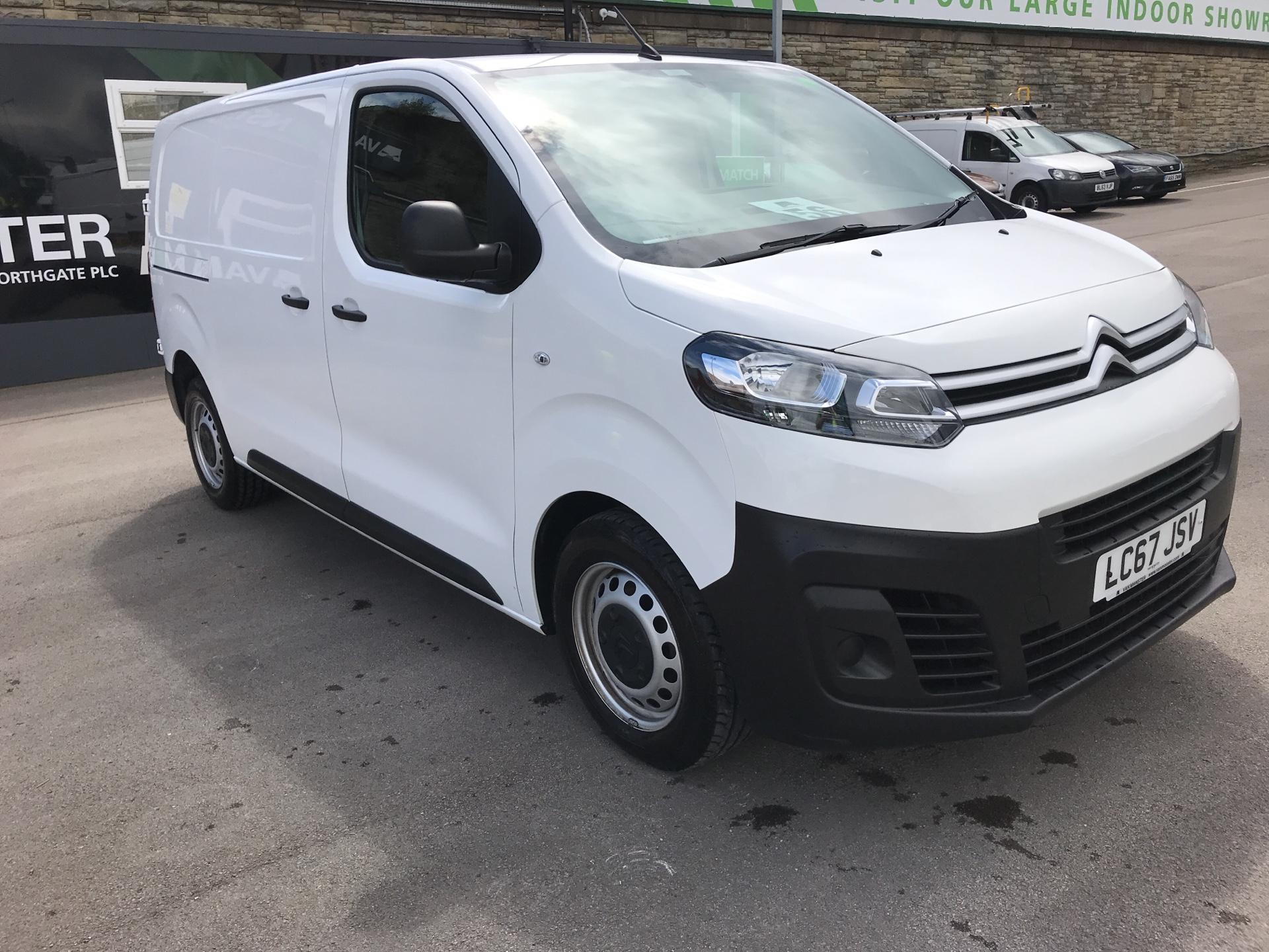 2017 Citroen Dispatch 1400 2.0 Bluehdi 120 Van Enterprise (LC67JSV)